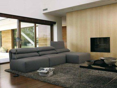 salones modernos | Decorar tu casa es facilisimo.com