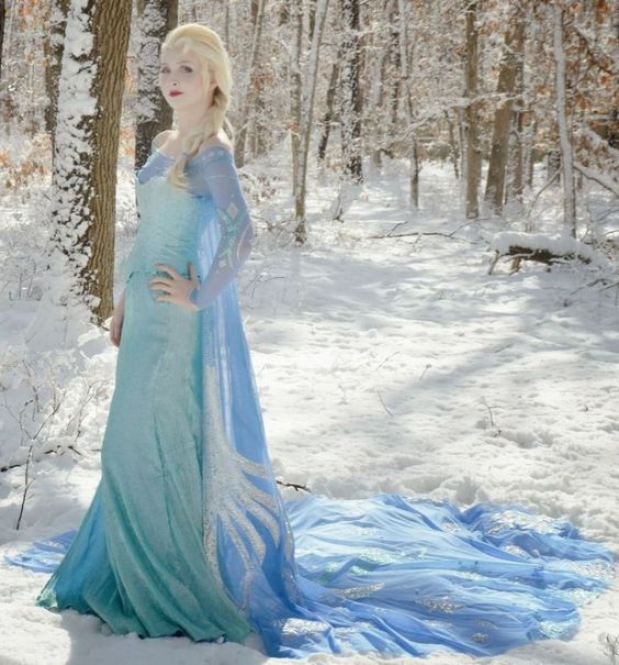 12 Amazing Princess Costume Designs – Daily Easy Inspiring Project For Halloween - Easy Idea (2)