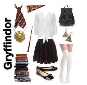 Harry Potter Outfit Idea