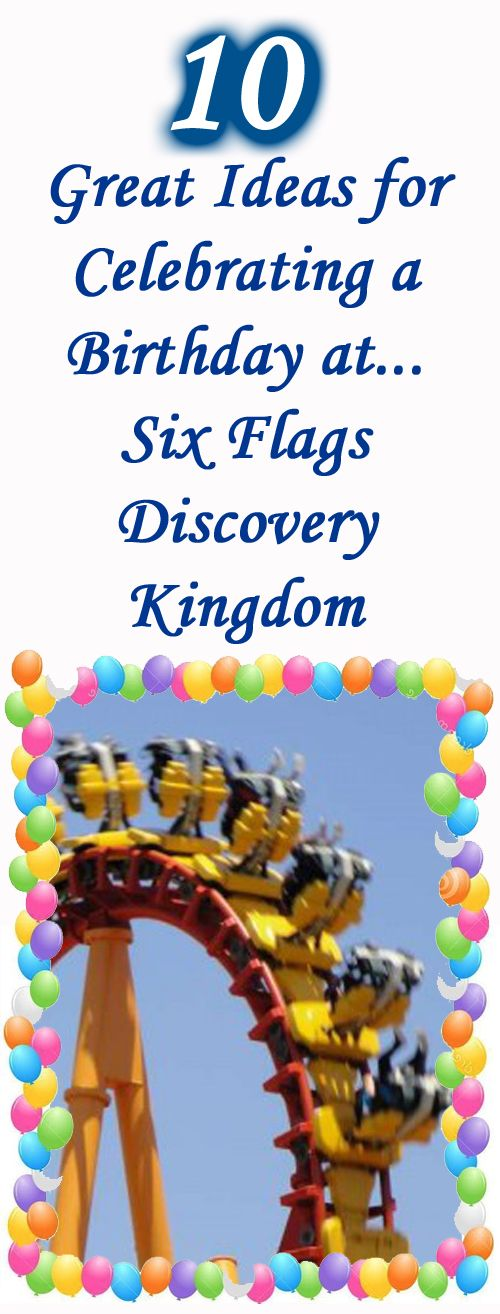 Pin On Six Flags Discovery Kingdom