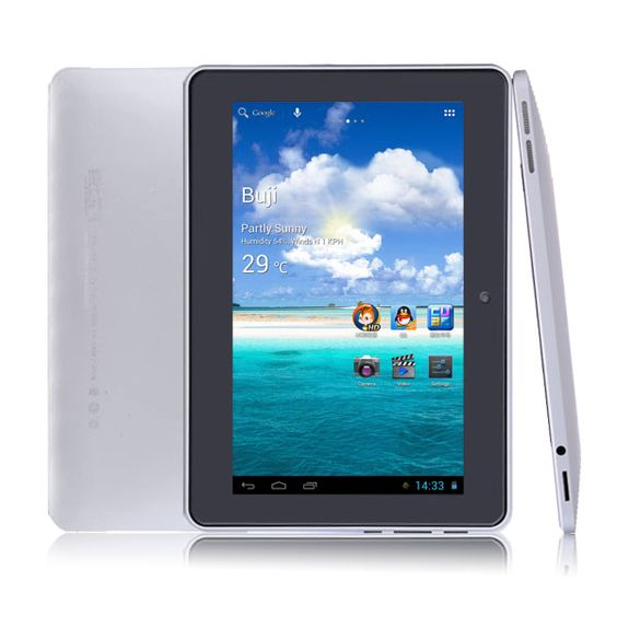 CUBE U9GT4 Dual Core 7 Inch IPS Screen Android 4.1 RK3066 1.6GHz Tablet PC