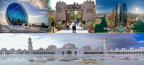 Book #abudhabicitytour with arabiandesertdubai.com and experience the view of abu dhabi attraction places with your friends and family.