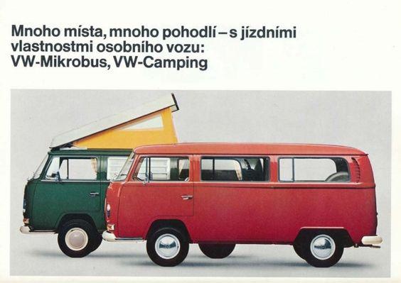 Západní auta v ČSSR: projděte si české katalogy desítek modelů - 104 -