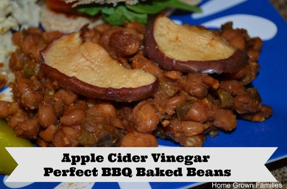 ... baked beans apples cider vinegar apple cider vinegar baked beans