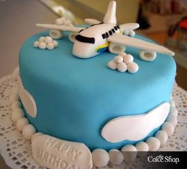 Plane Cake For Captain Rob Tara Harmon Harmon Harmon