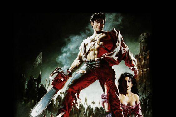Revelada primeira foto da série 'Ash vs Evil Dead'