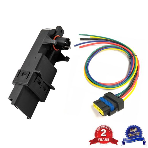 Temic Module For Renault Megane Clio Window Regulator Motor With Wire Harness
