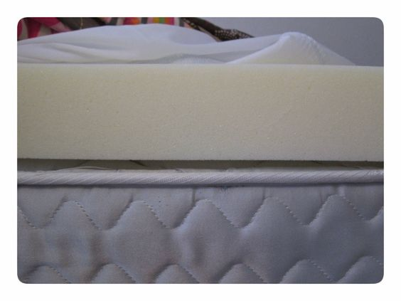 Nature's Sleep Memory Foam Mattress Topper {review} | Kate and Kaboodle