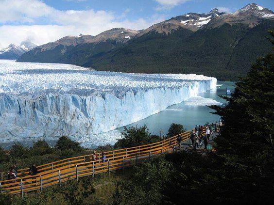 Patagônia - Glaciar Perito Moreno