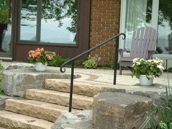 Best Hand Railing Outdoor Steps And Railings On Pinterest 400 x 300