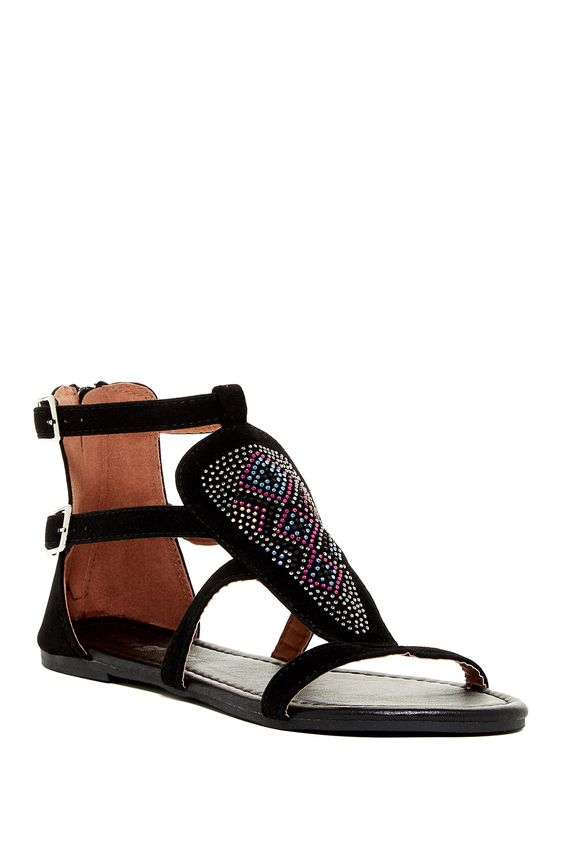 Sioux Embellished Sandal by Penny Loves Kenny on @nordstrom_rack