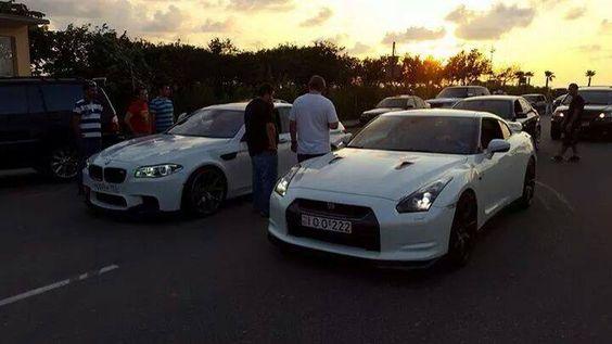 BMW & Nissan