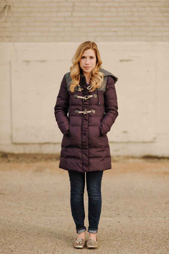 Canada Goose expedition parka replica cheap - Sidewalk Ready:: Anthropologie coat #puffer #toggle | style ...