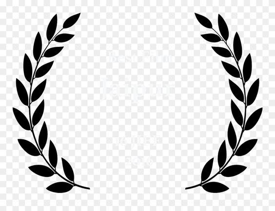 Download Hd Download Laurel Wreath Award Template Bay Free Download Logo Laurel Leaves Png Clipart And Use The Fr Clip Art Award Template Wreath Illustration
