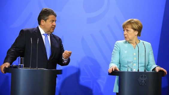 German Vice Chancellor Sigmar Gabriel criticizes Deutsche Bank: I dont know whether to l https://t.co/s2KMHJoGso https://t.co/vMNkbw5b36