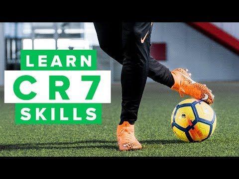 Apprendre Plus De Gestes Techniques Signes Cr7 Comment Dribbler Comme Cr7 Pt 2 Youtube Soccer Motivation Cr7 Football Soccer