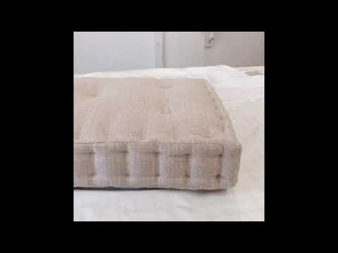 How To Create French Mattress Cushion Youtube In 2020 Mattress Cushion French Mattress Cushion Mattress