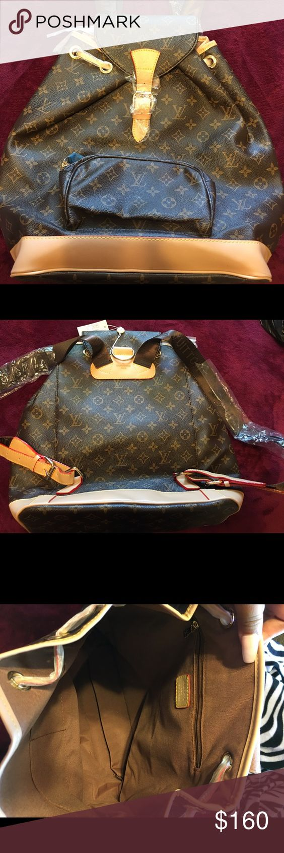 Louis Vuitton bag pack Brand new obvious price Louis Vuitton Accessories