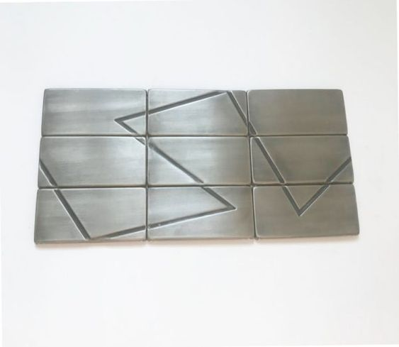 Pin Na Stainless Steel Tiles