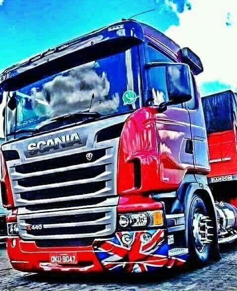 Pin De Roman Em Scania Fotos De Caminhao Rebaixado Imagens De