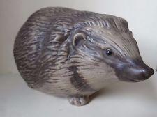 Poole pottery stoneware hedgehog