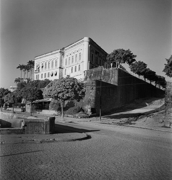 Palácio do Governo. Maranhão. foto: Pierre Verger