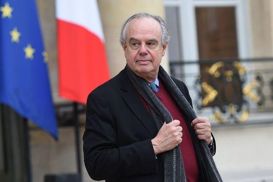 Frédéric Mitterrand candidat à l'Académie française
