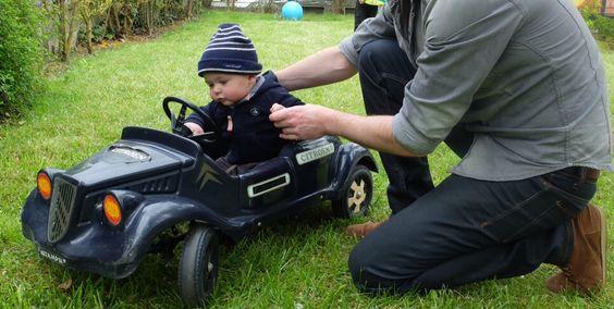 Citroen traction kids