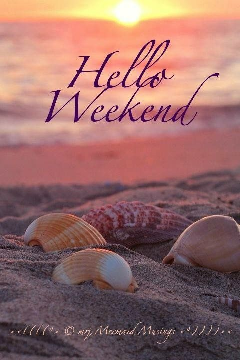 Weekend wishes