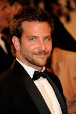 Bradley Cooper <3 Probably related to me but hot nevertheless.