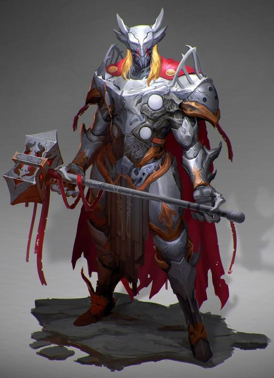 Reimaginated Armored Thor