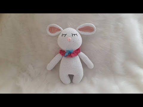 Amigurumi Erkek Tavşan Çıngırak Yapımı - Örgü Modelleri | 360x480