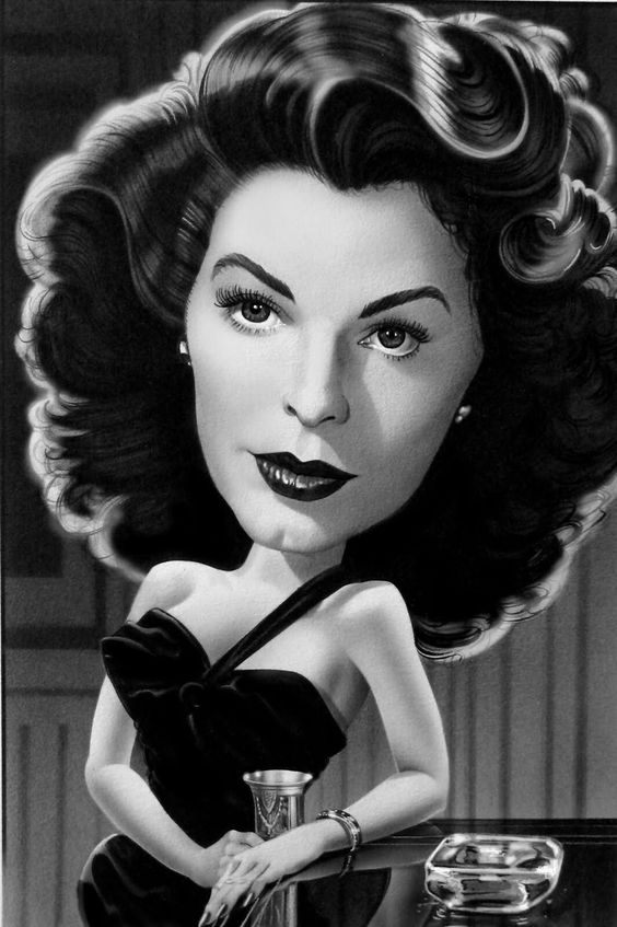 Margarita Carmen Cansino a.k.a Rita Heyworth