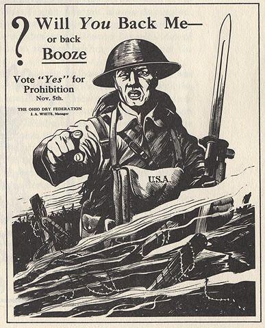 U.S History Prohibition ideas please?