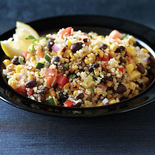 Southwet Quinoa Salad