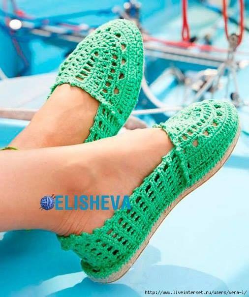 Crochet Zapatos, Accesorios De Ganchillo, En Crochet, Ganchillo, Calzado Tejido, Zapatos Tejidos, Zapatitos Crochet, Zapatillas, Alpargatas Tejidas
