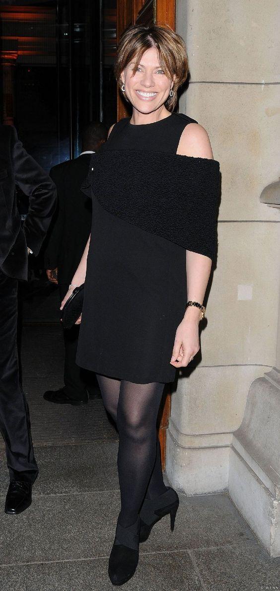 Kate Silverton  Mature Ladies In Heels  Pinterest-8759