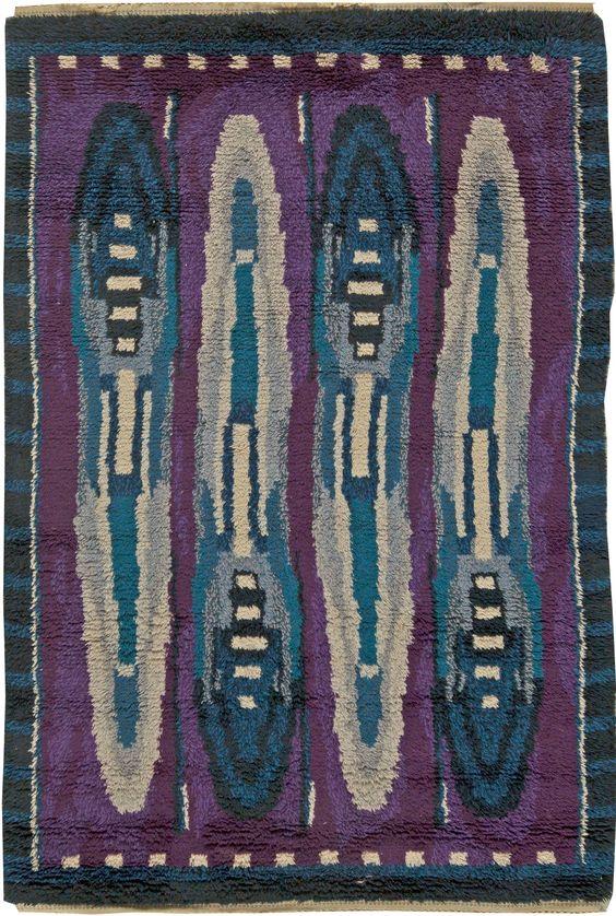 Antique Persian Rug by Doris Leslie Blau