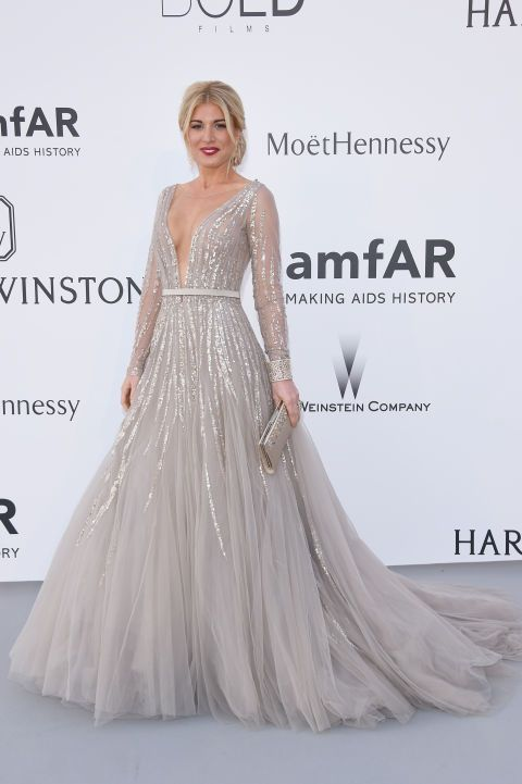 Hofit Golan. See what all the stars wore at the Cannes amfAR gala.: