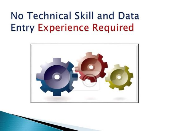 How To Do Data Entry Function from Residence? -    www - data entry experience