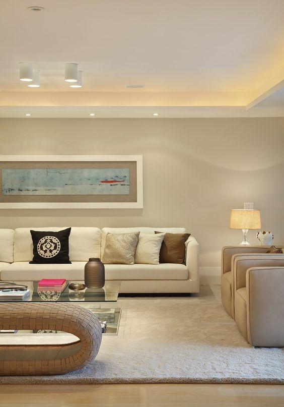 Contemporary Interior by Roberta Devisate.