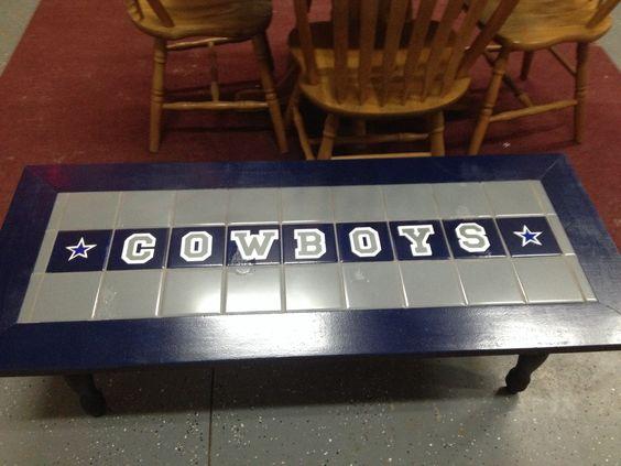 Dallas Cowboys Coffee Table Dallas Cowboys Pinterest Dallas Cowboys Dallas And Cowboys