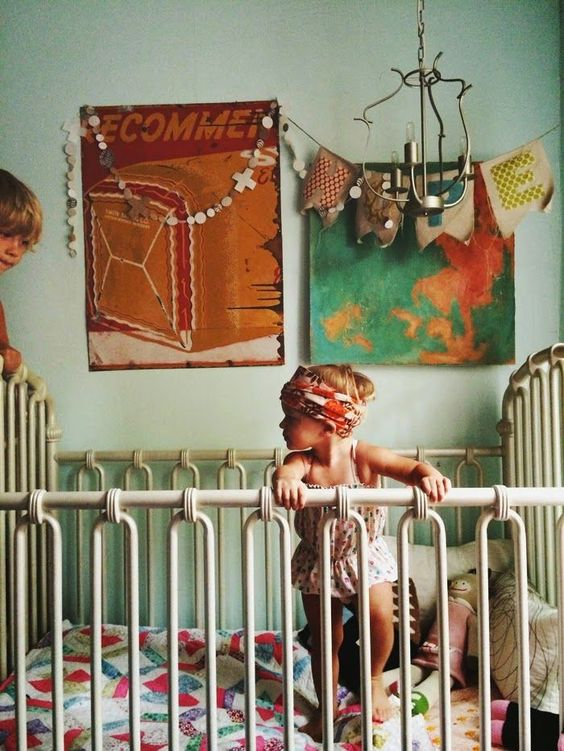 Chambres d'enfant de Bohèmes