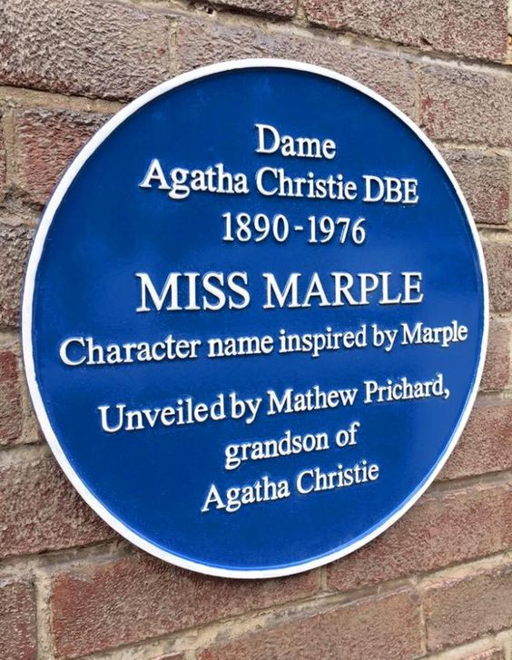 Marple Station Plaque