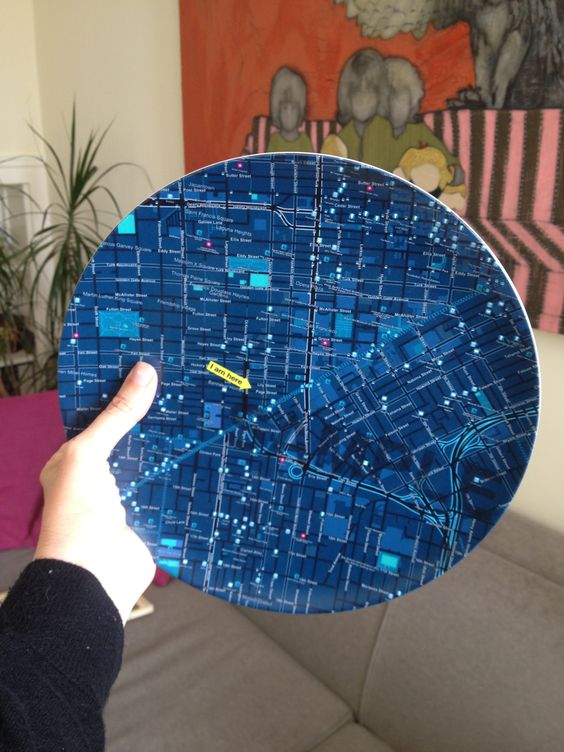 Place Plates by @softcities