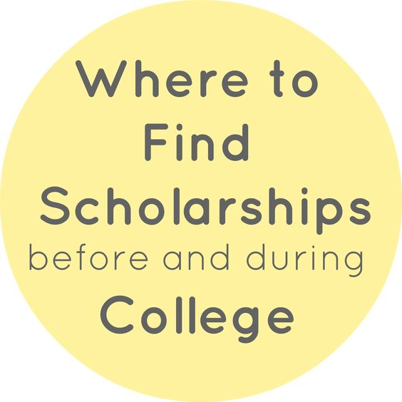 Where can I find some awesome scholarships?