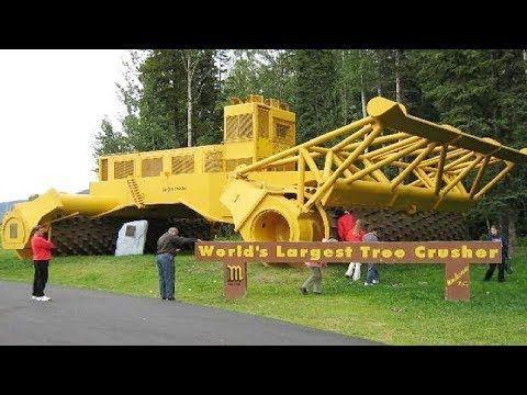 World Amazing Modern Technology Machines Working Biggest Monster Machinery Youtube Heavy Equipment Agriculture Machine Heavy Machinery