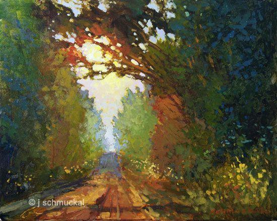 Landscape painting print fine art america scene jan Fine art america