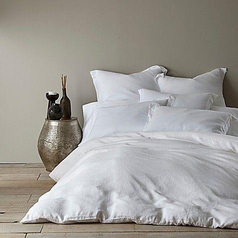 Levtex Home Washed Linen Duvet Cover In Coal Bed Bath Beyond Washed Linen Duvet Cover Duvet Cover Sets Linen Duvet Covers