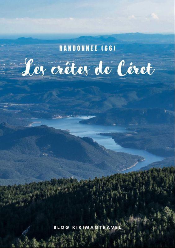 Les Cretes De Ceret Et Le Pic Des Salines En 2021 Pyrenees Orientales Pyrenees Recit De Voyage